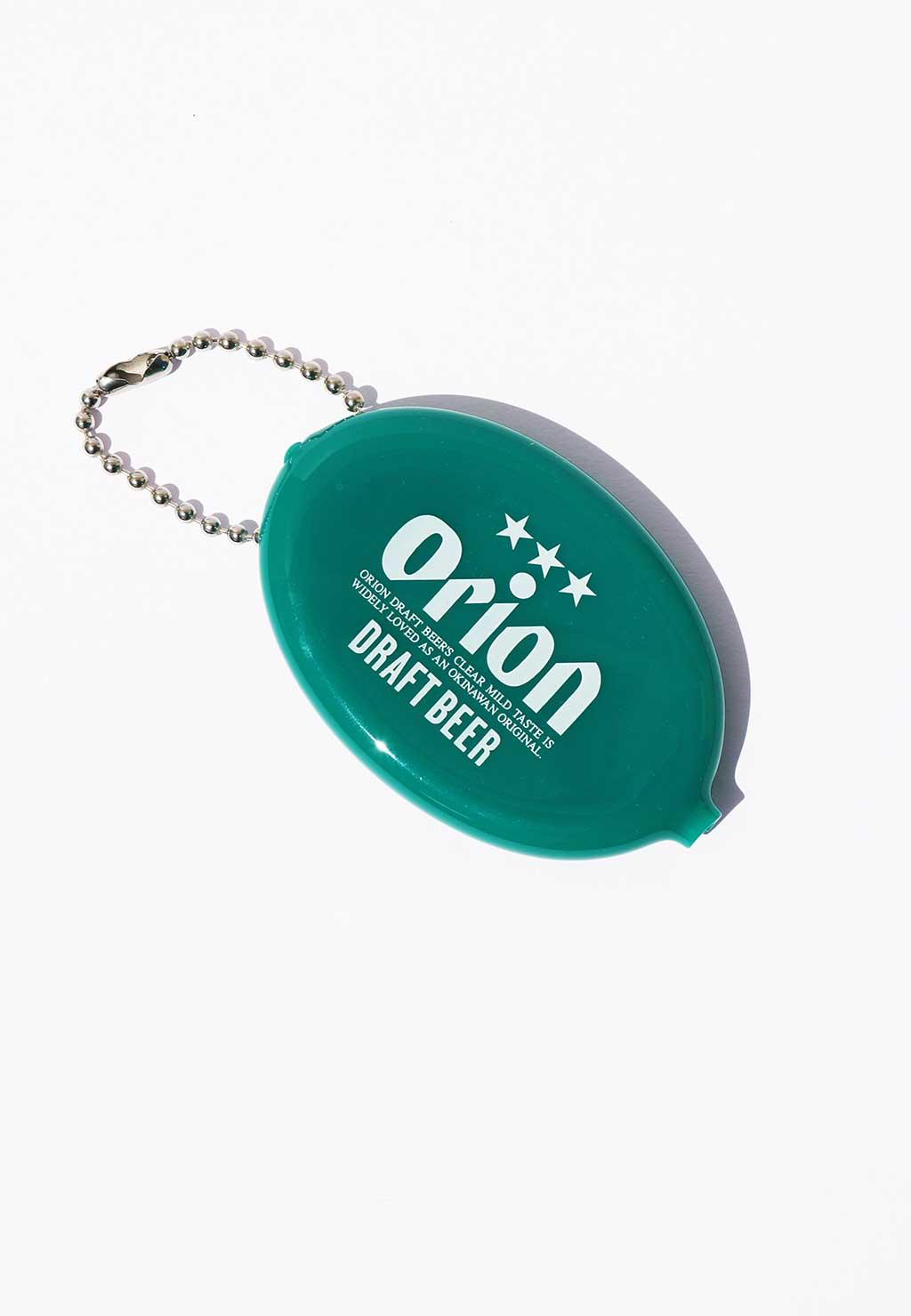 オリオンビール コインケース    緑(GREEN)