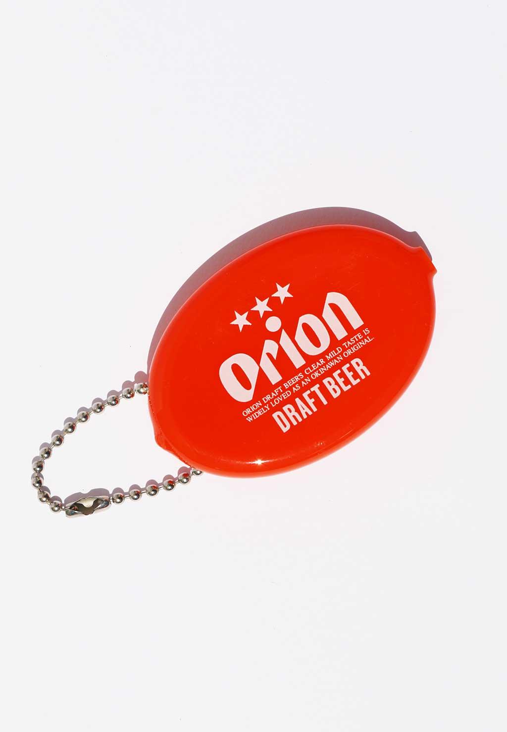 オリオンビール コインケース    オレンジ(ORANGE)